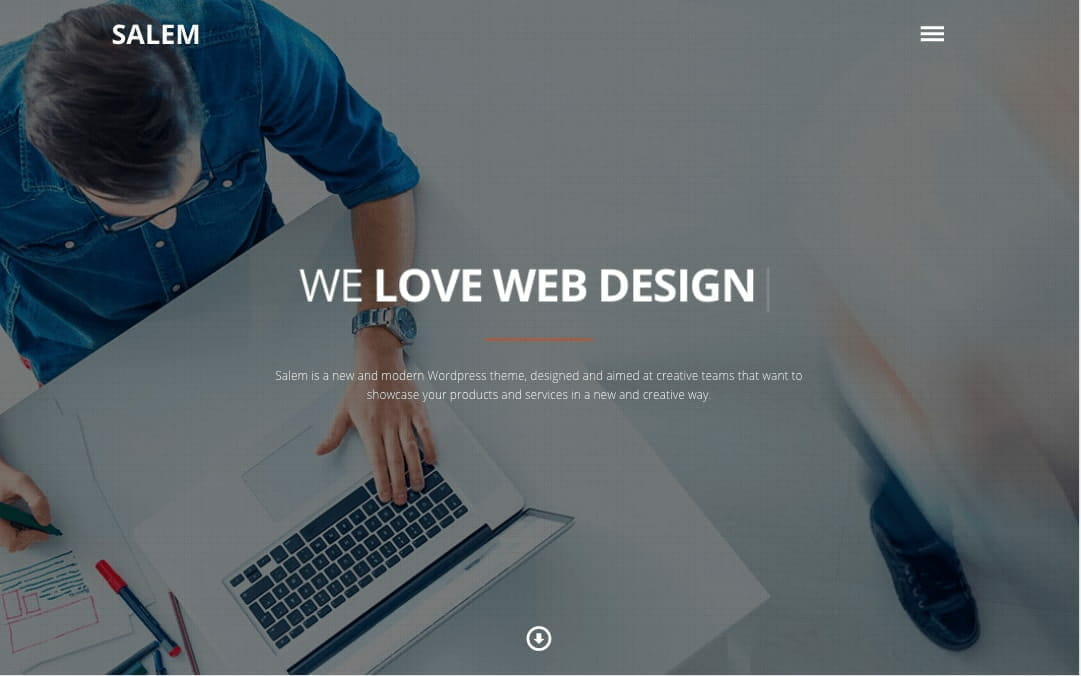 Web design - animation