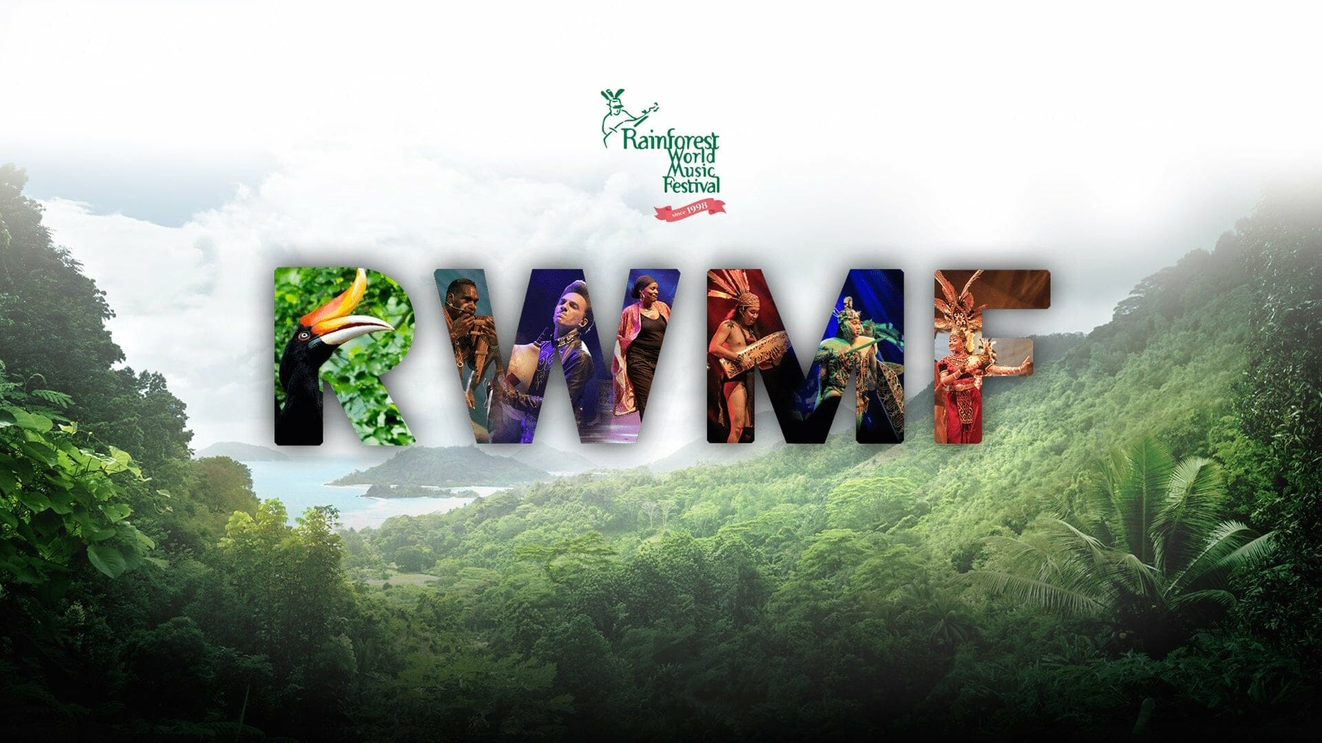 Rainforest World Music Festival - Event Website